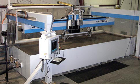 Beloit Precision : Waterjet